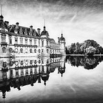 Chateau Chantilly Reflections - Susan Moss