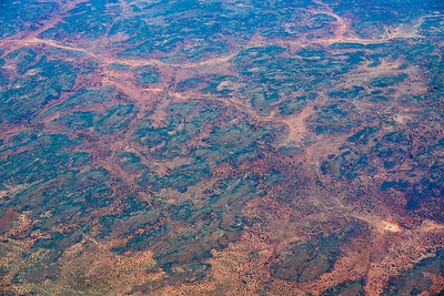 Australia 30,000ft - Peter Chalmers