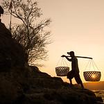 Bali Fisherman - Dick Beilby
