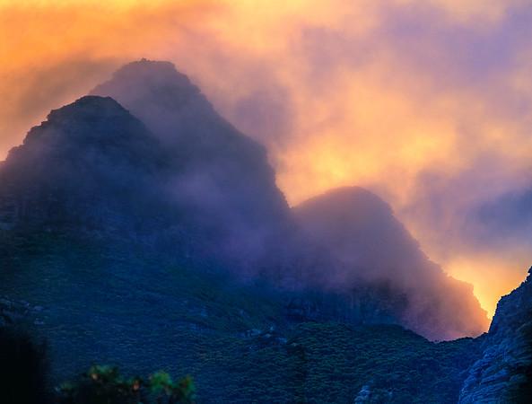 Mount Trio - Ray Ross