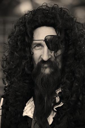 The Pirate - Steve Crossley