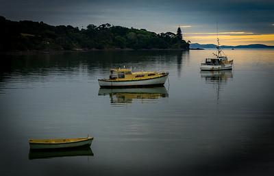 Calm Harbour - Elaine Reynolds
