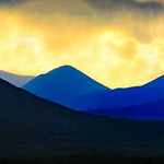 Stirling Sunset - Ray Ross