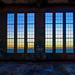 Graffiti Sunset - Ray Ross