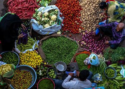 Market Day - Susan Moss