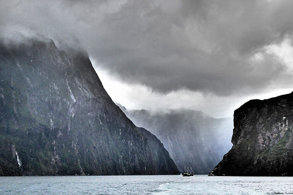 Milford Sound - Phil Burrows