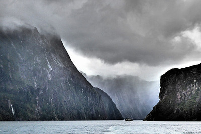Milford Sound - Phil Burrows