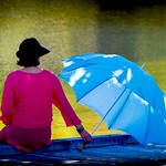 Blue Parasol - Steve Brown