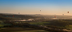 Ballooning in Northam - Ron Jackson