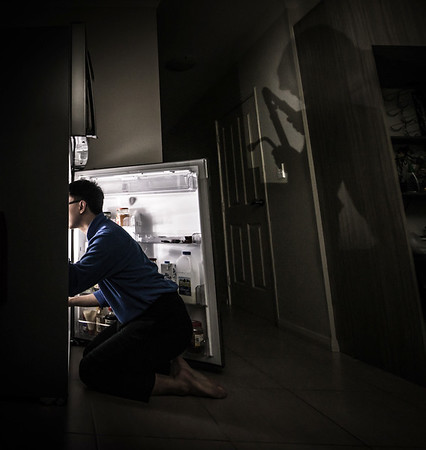 A Thief or Two in the Night - Lemuel Tan