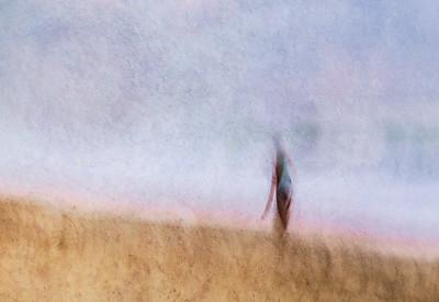 A Quiet Walk - Kim McAvoy