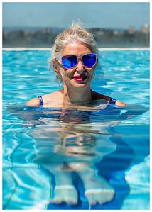 Debbie Does Roof Top Pool - Henry Kujda