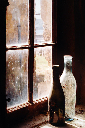 Two Old Bottles - Phil Burrows