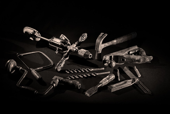 Tools of Trade - Ray Ross
