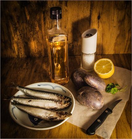 Fish and Chip Origins - Richard Goodwin