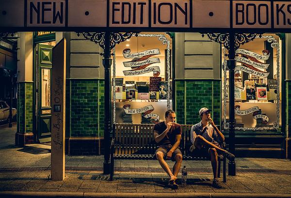 Having a Breather - Richard Goodwin