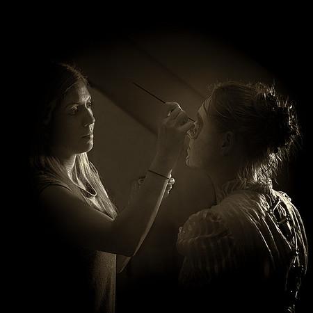 Makeup Artist - Ray Ross