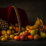 Basket of Fruit - Lemuel Tan