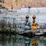 Stepwell Reflections - Susan Moss