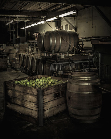 Box of Apples - Lemuel Tan