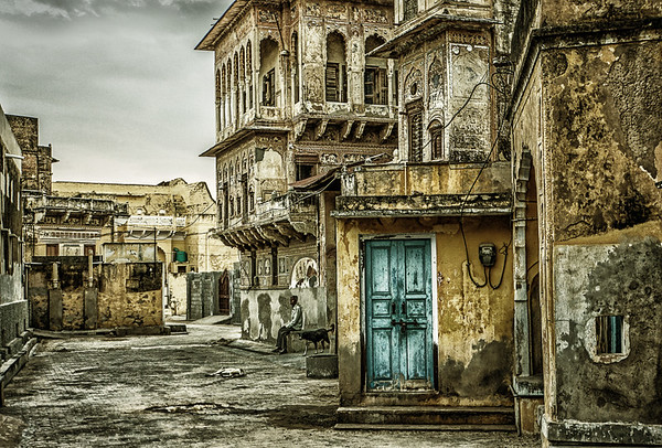 Abandoned - Ann Jones