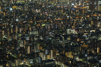 Tokyo from Above - Peter Sharman