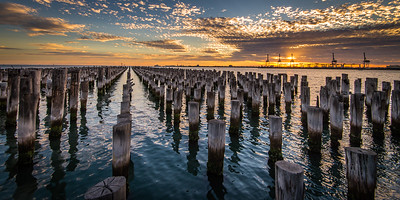 Princes Pier - Lisa Boulden