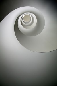 Helical Stairwell - Steve Brown