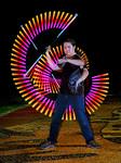 Baton Twirling - Richard Kujda