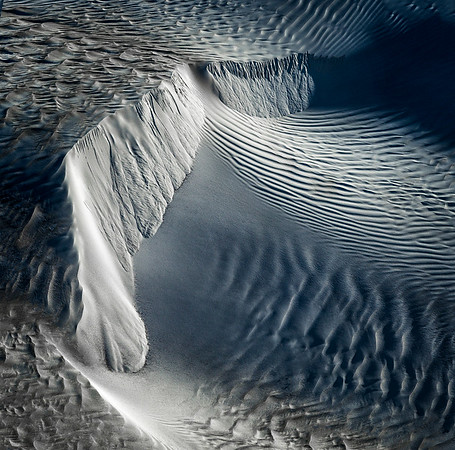 Sand Patterns - Jocelyn Manning