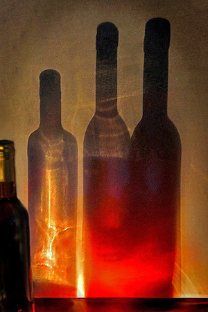 Bottles - Phil Burrows