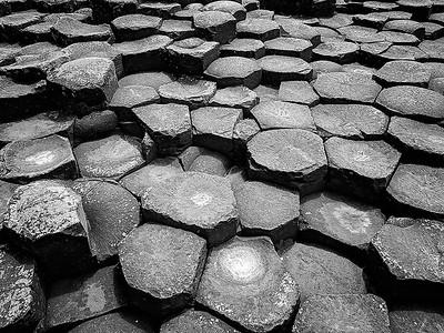 Causeway Rocks - Sarah Kennedy