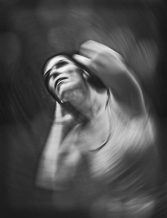 The Scream - Ron Dullard