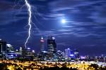 Perth Storm - Roger Jakeway