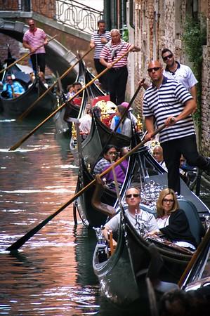 Rush Hour - Venetian Style - Steve Brown