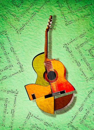 La Guitara - Ray Ross