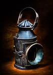 Railway Lantern - Ray Ross