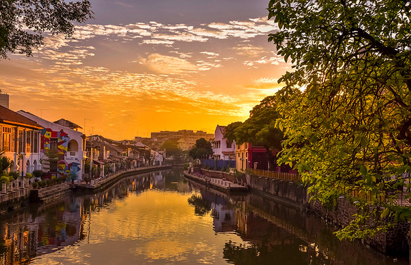 Malaca River - Roger Jakeway