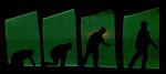 Man on the Move - Susi Nodding