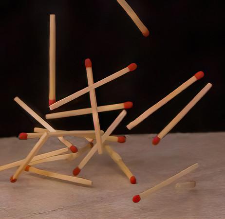 Matchsticks - Roger Jakeway