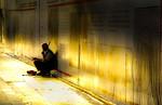 Blind Beggar - Alister Munro