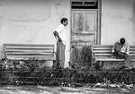 Waiting on the Verandah - Susan Moss