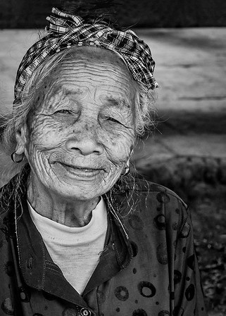 A Senior Smile - Susan Moss