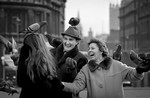 Trafalgar Square Pigeons - Steve Brown