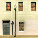 Shadows on Cliff Street - Susan Moss