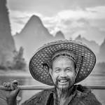 The Happy Fisherman - Susan Moss