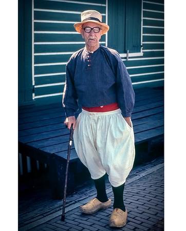 Old Man of Marken - Steve Brown