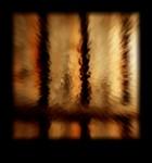 Orange Abstract - Greg Bilton