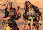 Desert Dancers - Susan Moss