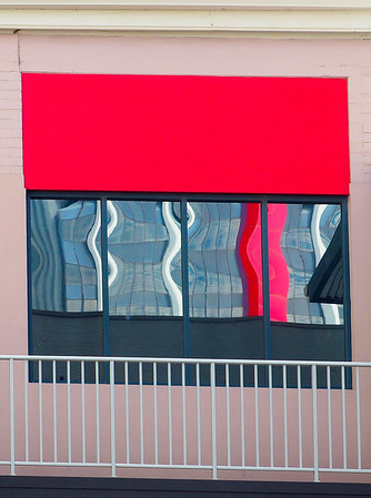 Abstract Reflections - Anne Jones